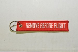 RemoveBeforeFlight
